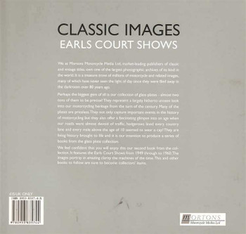 Classic Images: Earls Court Shows