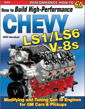 How to Build High-Performance Chevy LS1 / LS6 V-8s (9781932494884)