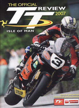 The Official Isle of Man TT Review 2007
