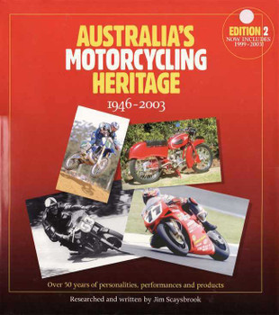 Australia's Motorcycling Heritage 1946 - 2003