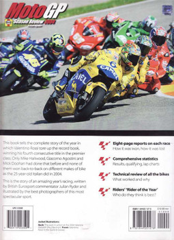 MotoGP Season Review 2004