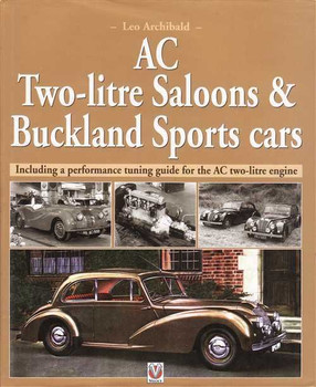 AC Two-Litre Saloons & Buckland Sports Cars