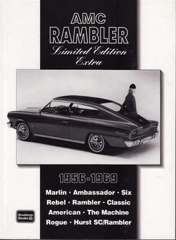 AMC Rambler Limited Edition Extra 1956 - 1969