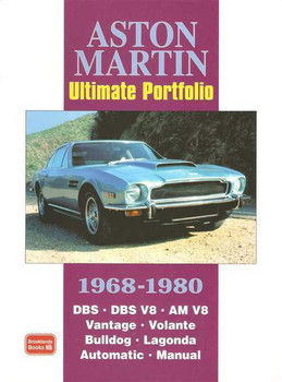 Aston Martin Ultimate Portfolio 1968 - 1980