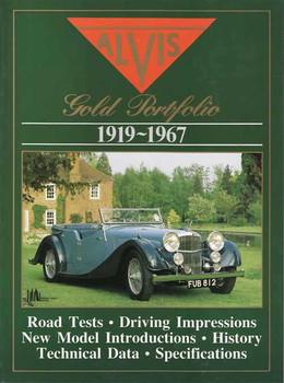 Alvis Gold Portfolio 1919 - 1967