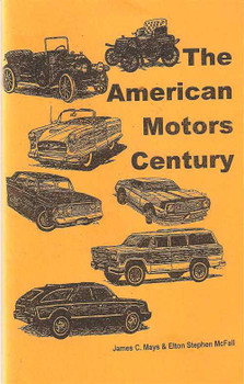 The American Motors Century (signed by the author)