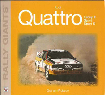 Audi Quattro: Group B, Sport, Sport S1 (Rally Giants Series)