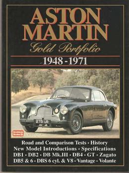 Aston Martin Gold Portfolio 1948 - 1971