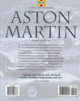 Aston Martin: Ever The Thoroughbred (3rd Edition)