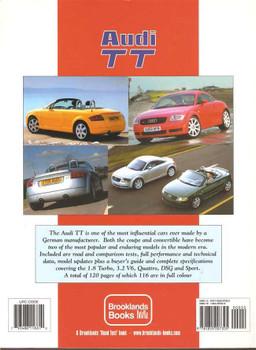 Audi TT Performance Portfolio 1998 - 2006
