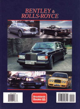 Bentley & Rolls-Royce 1990 - 2002