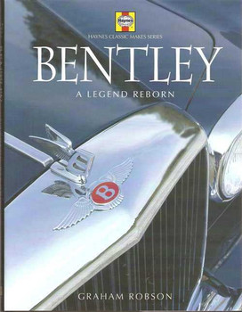 Bentley A Legend Reborn