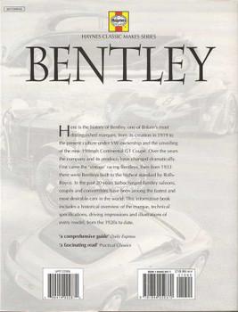 Bentley A Legend Reborn