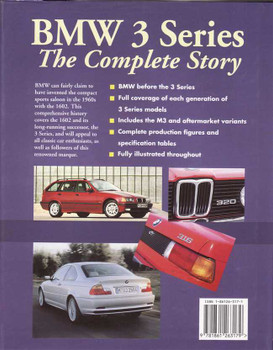 BMW 3 Series: The Complete Story