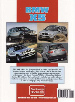 BMW X5 Limited Edition Extra 1999 - 2006