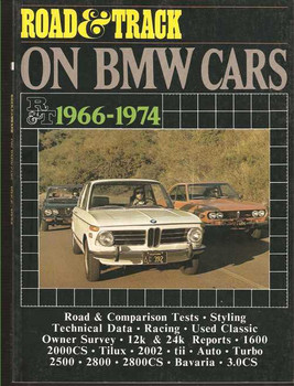 Road & Track On BMW Cars 1966 - 1974