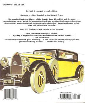 Bugatti Type 46 & 50: The Big Bugattis