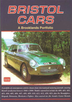 Bristol Cars: A Brooklands Porfolio