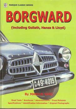 Borgward (Including Goliath, Hansa & Lioyd)