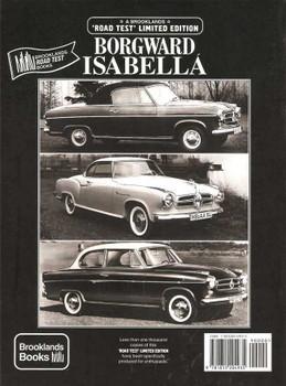 Borgward Isabella Limited Edition Road Test