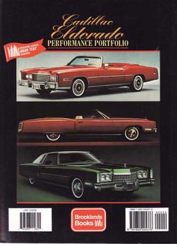 Cadillac Eldorado Performance Portfolio 1967 - 1978