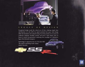 Chevrolet SSR: An American Original