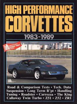 High Performance Corvettes 1983 - 1989