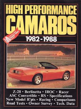 High Performance Camaros 1982 - 1988