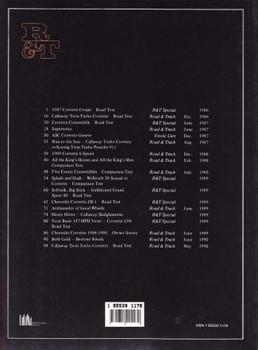 Road & Track On Corvette 1986 - 1990