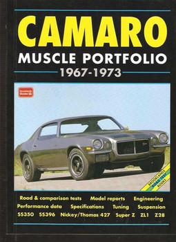 Camaro Muscle Portfolio 1967 - 1973
