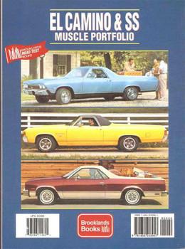 El Camino & SS Muscle Portfolio 1959 - 1987