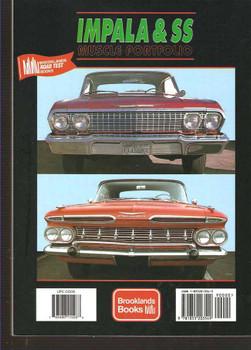 Impala & SS Muscle Portfolio 1958 - 1972