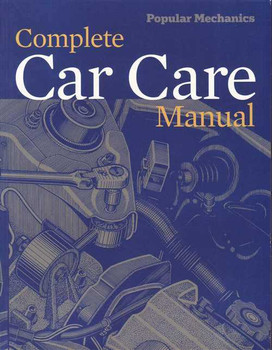 Complete Car Care Manual