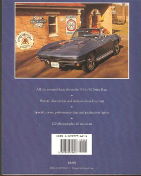 Essential Corvette Sting Ray: The Cars And Their Story 1963 - 1967