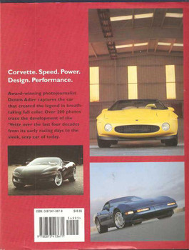 Corvettes The Cars That Created The Legend