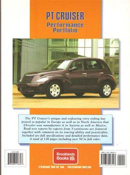 PT Cruiser Performance Portfolio