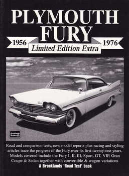 Plymouth Fury 1956 - 1976 Limited Edition Extra