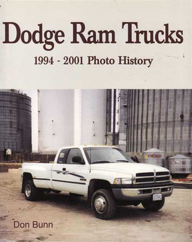 Dodge Ram Trucks 1994 - 2001 Photo History