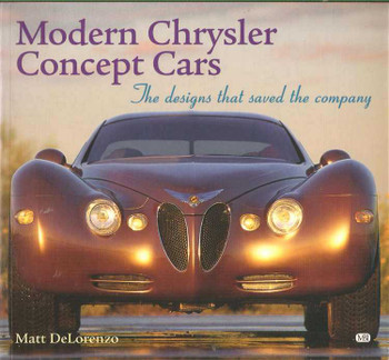 Modern Chrysler Concept Cars: The Design Thet Saved The Company