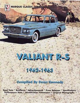 Valiant R - S 1962 - 1963