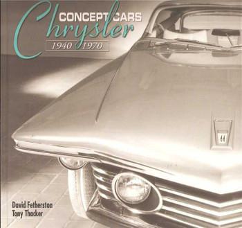 Chrysler Concept Cars 1940 - 1970