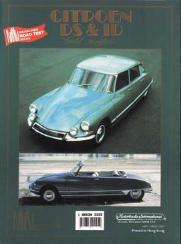Citroen DS & ID Gold Portfolio 1955 - 1975