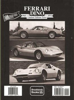 Ferrari Dino 1965 - 1974 Limited Edition Extra