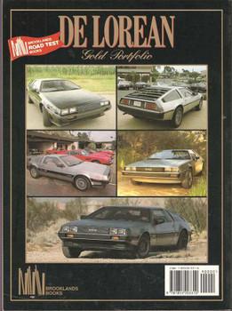 De Lorean Gold Portfolio 1977 - 1995
