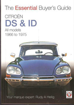 Citroen DS & ID: The Essential Buyer's Guide