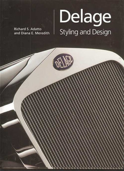 Delage: Styling and Design