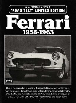 Ferrari 1958 - 1963