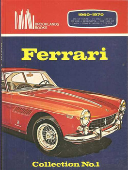 Ferrari 1960 - 1970 Collection No. 1