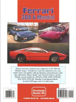 Ferrari 308 & Mondial Ultimate Portfolio 1974 - 1985