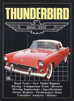 Ford Thunderbird 1955 - 1957